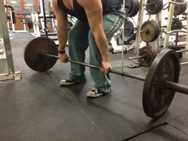 Deadlift - mixed