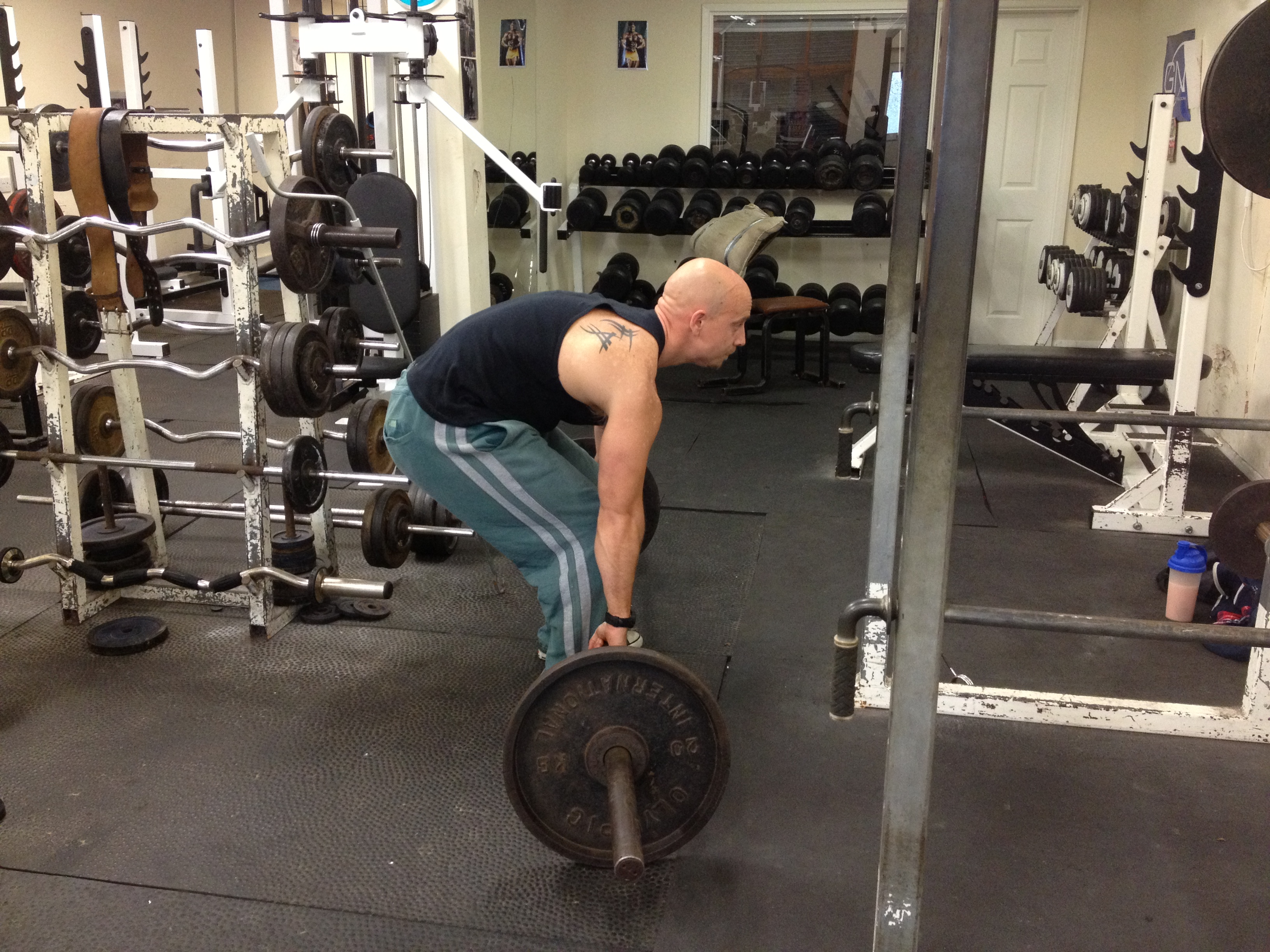 Image Gallery of Bad Deadlift Form Funny