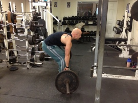 Deadlift - rounded